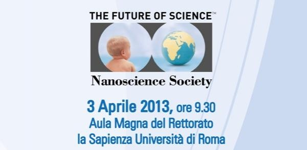 """Torna ad aprile """"The Future of science"""": un nuovo imperidbie appuntamento con le #nanoscienze"""