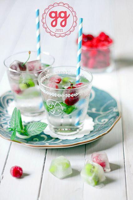 frutta ghiacciata by il gatto goloso, via Flickr