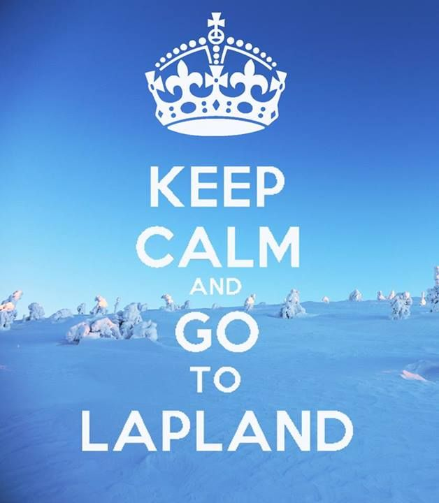 Lapland...