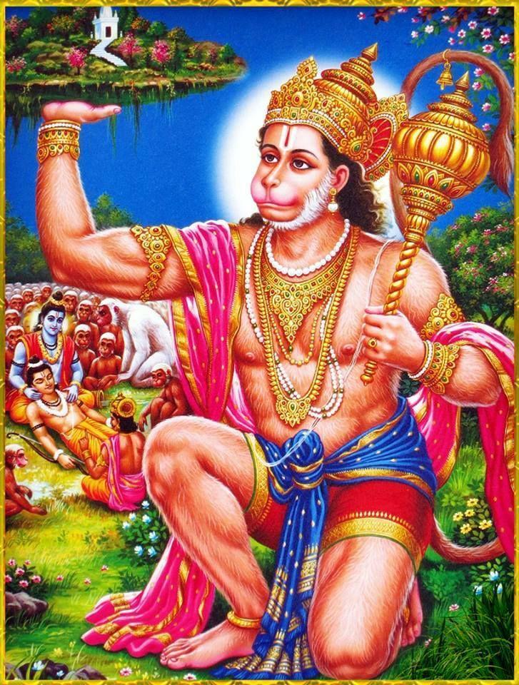 Jai Bajrangbali jai hanuman
