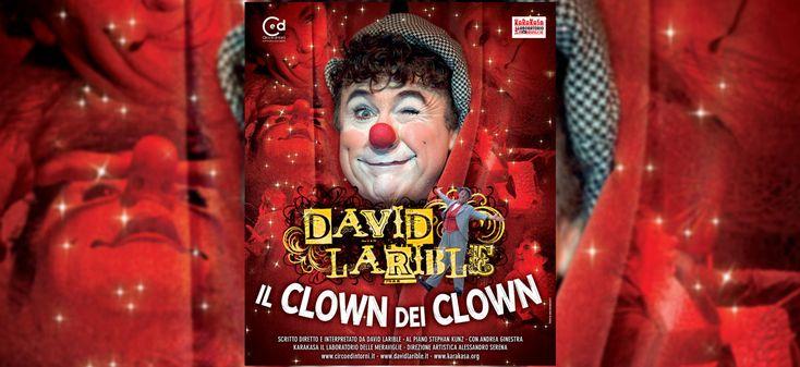 david larible il clown dei clown