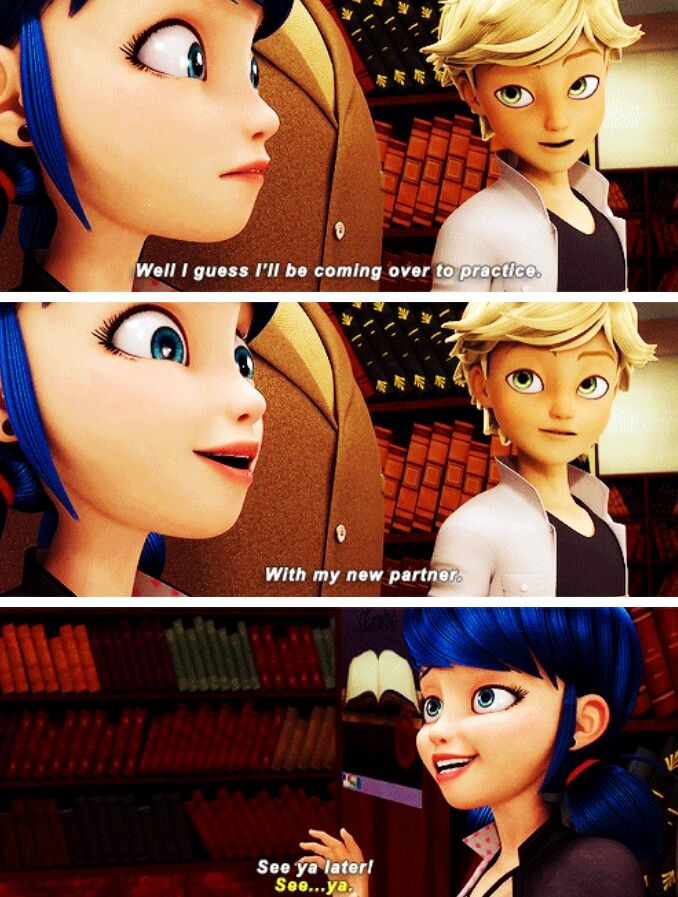 Marinette and Adrien • Miraculous Ladybug | Miraculous ...
