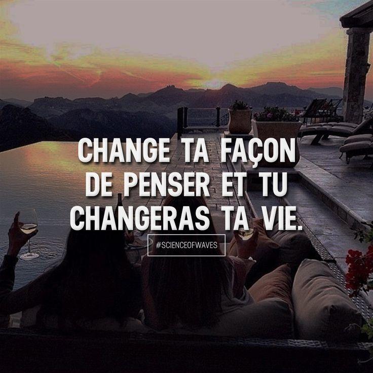 Change ta façon de penser et tu changeras ta vie. Aime et commente si tu es d'accord! ➡️ @luxuvore for more!
