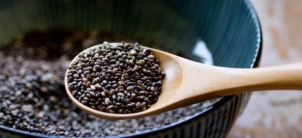 Σπόροι Chia: Γιατί τους χρειάζεστε στη διατροφή σας