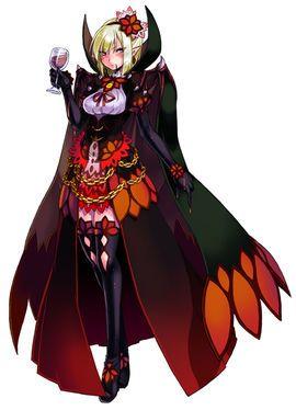 Vampire - Monster Girl Encyclopedia Wiki - Wikia