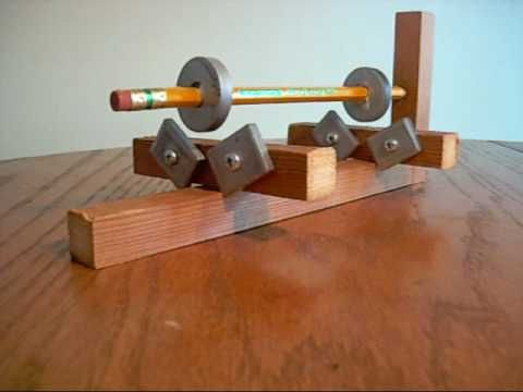 ▶ Do it Yourself Magnetic Levitation! - Part 1 - YouTube