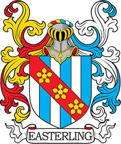 Easterling family crest