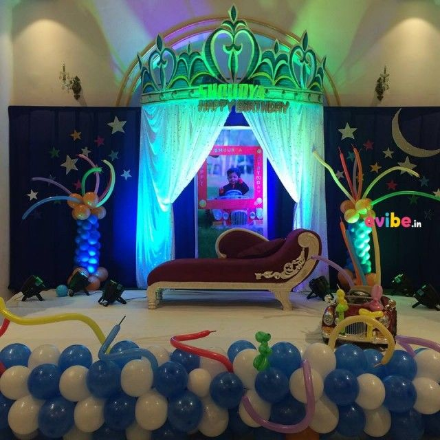 113 Best Theme Birthday Decorations In Hyderabad Images On