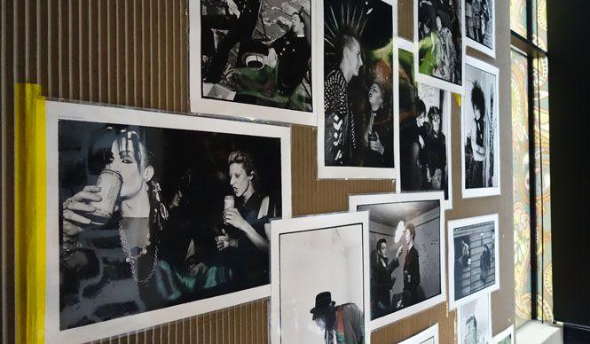 「プリティーグリーン×ハービー・山口」の写真展が東京・青山本店で開催 Pretty Green