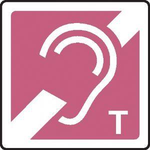 DDA Hearing Loop symbol