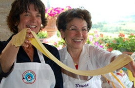 Tuscan Women Cook - Cooking Lessons in Tuscany Italy - The Cooks