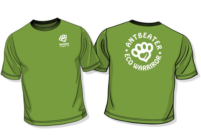 How cool are these Antbeater ECO warrior shirts.