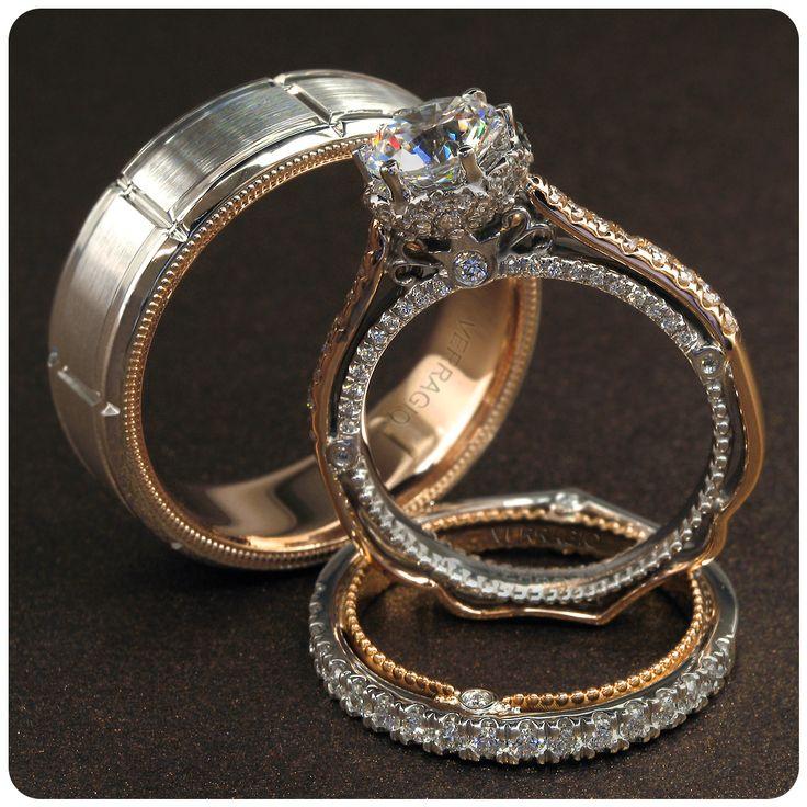 10 best Verragio Bridal Trios images on Pinterest ...
