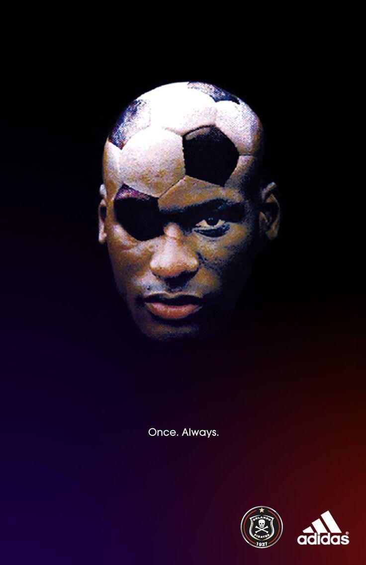 Adidas Orlando Pirates Soccer Ads