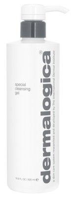 Dermalogica Special Cleansing Gel for all skin types: A concentrated, soap free, foaming gel designed to thoroughly remove impurities without disturbing the skins natural moisture balance. Contains no artificial fragrance or colour. #Dermalogica #Discount #AllSkinTypes #Cleanser #SkinCare