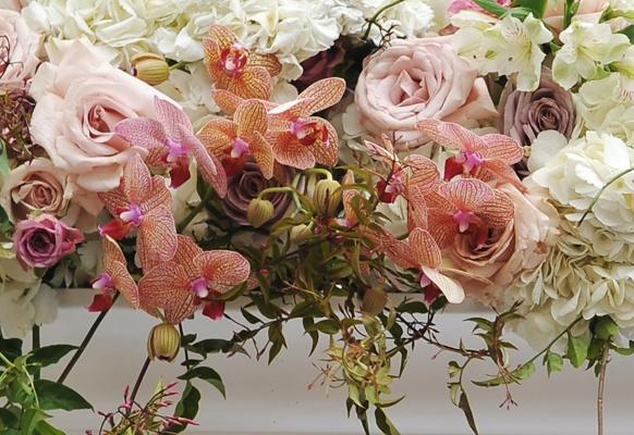 Gazebo floral option