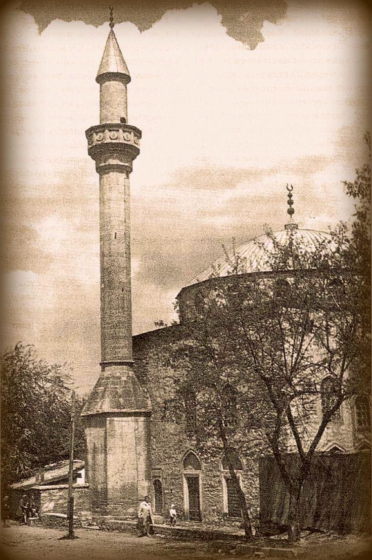 Tatar Crimea. Мечеть Муфти-Джами в Каффе(Феодосия)