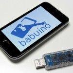 Babuino, pequeño dispositivo para controlar cualquier electrónico mediante un móvil - http://www.cleardata.com.ar/internet/babuino-pequeno-dispositivo-para-controlar-cualquier-electronico-mediante-un-movil.html