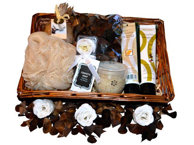 Rest and Rejuvenate, Pamper Gift Basket