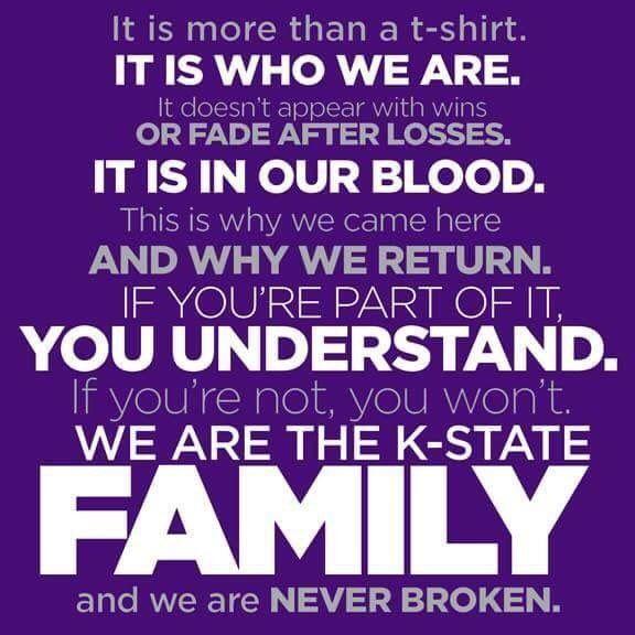 K-State Family!
