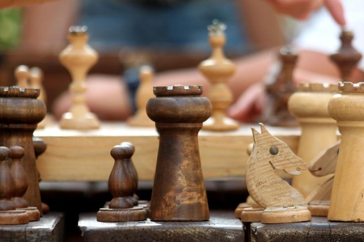 Rievocazione storica #Spilimbergo 2012, #scacchi