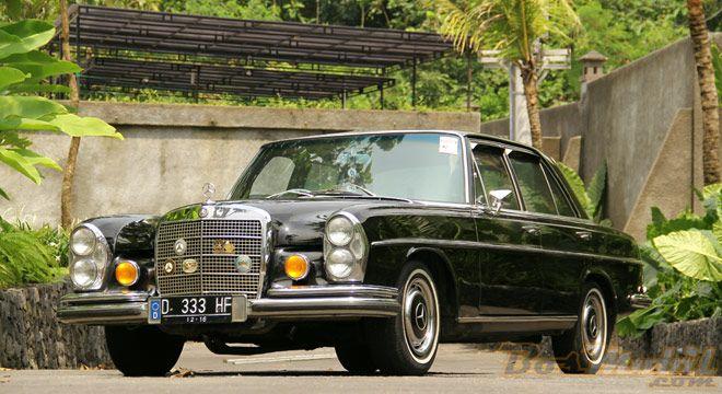 Restorasi Mercedes-Benz 280S (W108) 1970 : Sempat Mati Suri Selama 5 Tahun