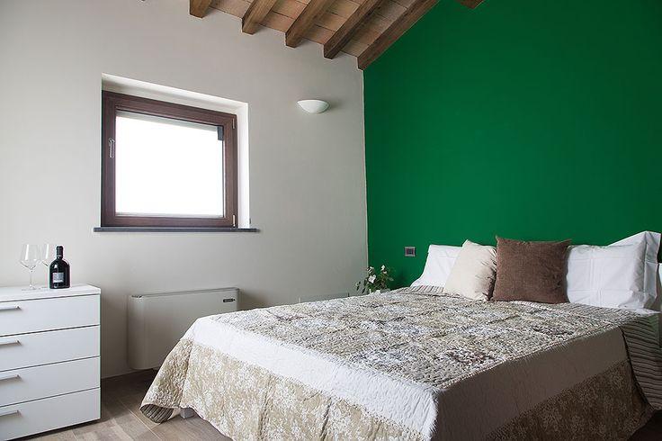 Camera da letto confortevole