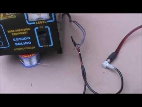 COMO TENER ELECTRICIDAD GRATIS Y PARA SIEMPRE - ELECTRICIDAD CON PANEL SOLAR - YouTube