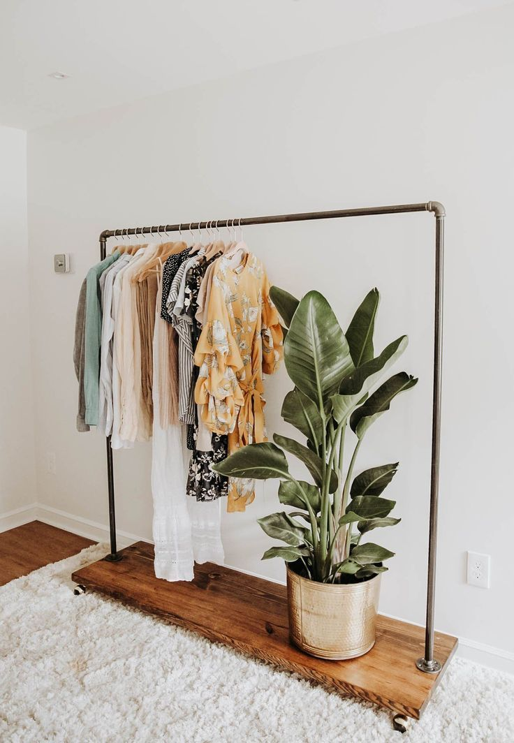Clothes Drying Rack In 2020 Ikea Clothes Rack Hanging Clothes Racks Wooden Clothes Rack