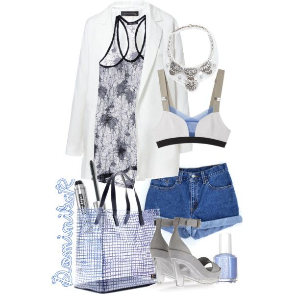 """Untitled #606"" by dominikar on Polyvore"