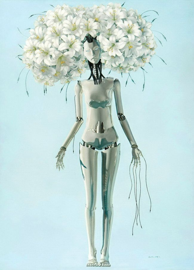 林欣(Lin Xin)...   Kai Fine Art