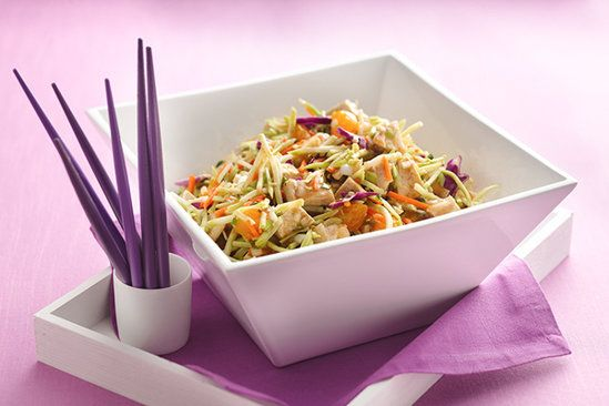 Healthy Chinese Chicken Salad Recipe
