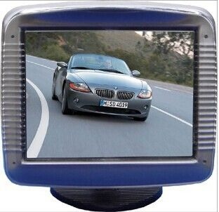 (26.08$)  Watch more here  - Free Shipping 3.5 Inch TFT Portable  LCD Monitor For  Rear view System CCTV Monitor