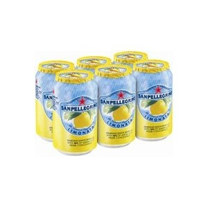 The BEST summer drink I've ever found. San Pelligrino Limonata. Get it. Drink it. Love it. May be delicious with vodka...