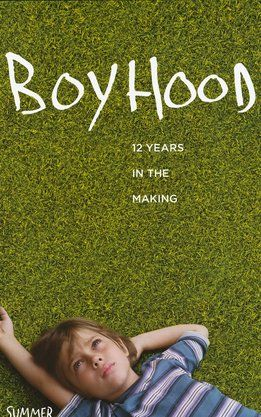 Boyhood | 2015 Academy Award nominee for Fil Editing, Best Cinemtagrraphy, Original Screenplay, and Best Picture.