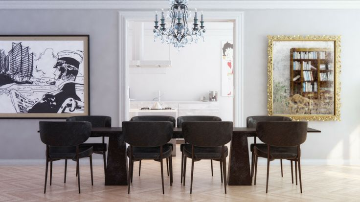 Home design Render fotorealistico