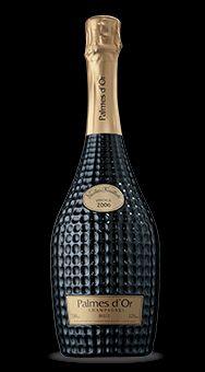 Champagne Palmes d'Or Brut Vintage 2004 de Nicolas Feuillatte
