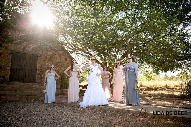 The Wright wedding