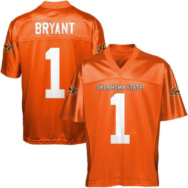 Dez Bryant Oklahoma State Cowboys Football Jersey - Orange - $74.99