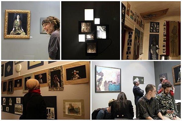 Expoziția cu Stofă sau un cabinet de curiozități moderne care te ține aproape (Miruna Mirică-Damian) http://societatesicultura.ro/2015/04/expozitia-cu-stofa/