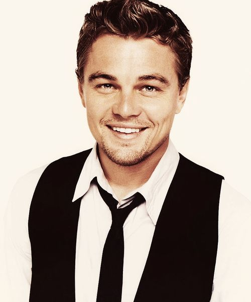 Leonardo DiCaprio - Oh. My. Gosh. This man is so talented! I'm so glad he finally got his Oscar.....it's well deserved :)