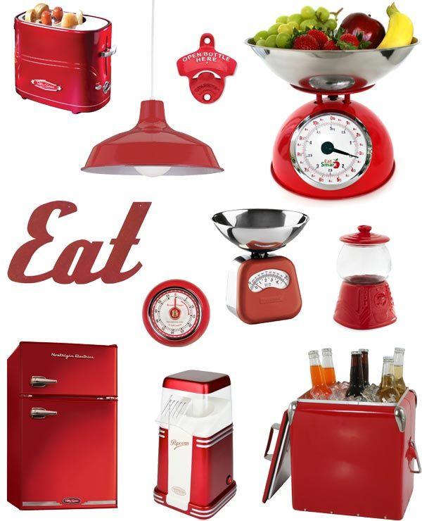 Good Picks Retro Themed Kitchen Products
