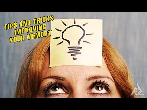 Tips and Tricks For Improving Your Memory | Best Health and Beauty Tips | Education Subscribe for FREE http://goo.gl/pjACXH