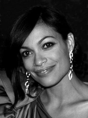 Rosario Dawson  AGE: 32  ROOTS: Puerto Rican, Afro-Cuban, Irish and Native American