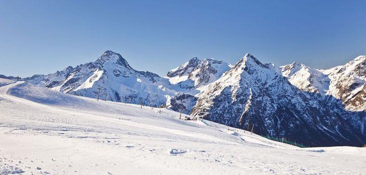 Les pistes de Puy Saint Vincent au coeur du Parc National des Ecrins #puysaintvincent #travelski
