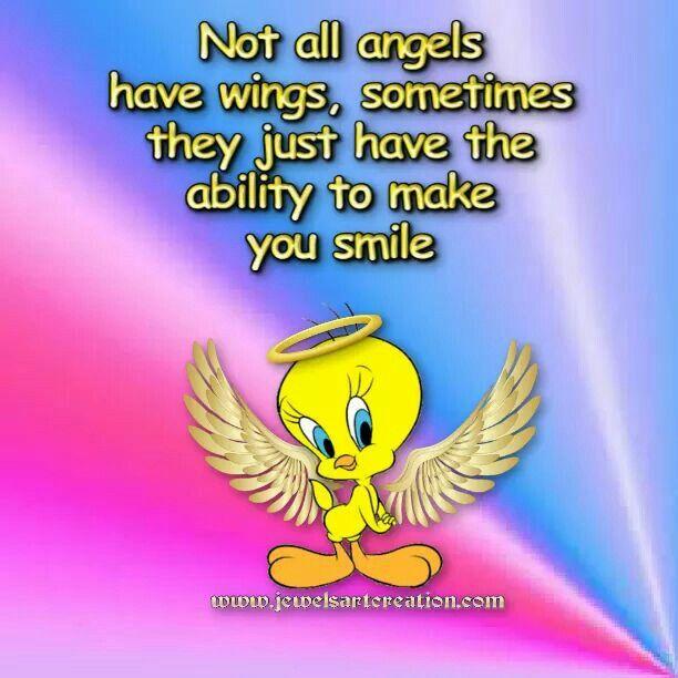 Tweety Angel ❤️From my friend Sweet T. Teresa
