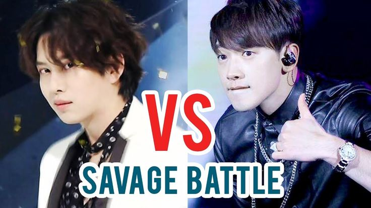 Heechul VS Bi Rain | Savage for life 😂😂😂
