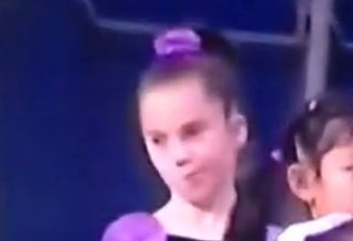 """McKayla Maroney Was Doing The """"Not Impressed"""" Face At Age 8"""