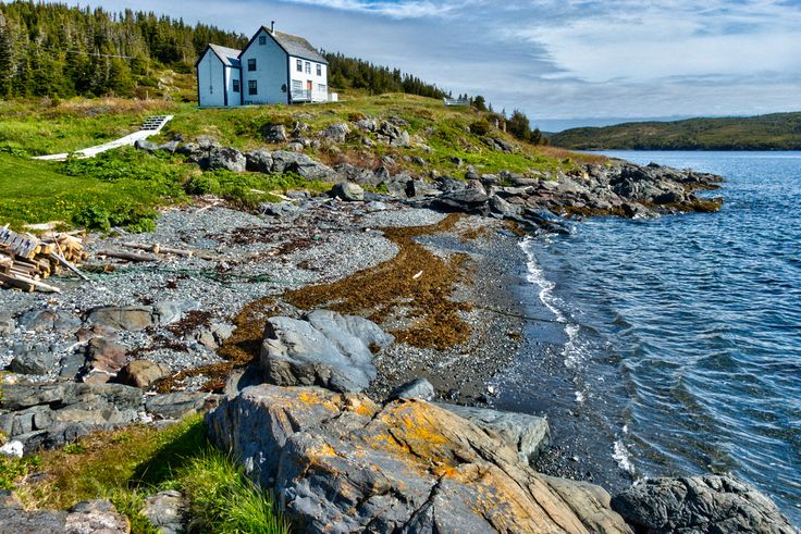 Gunner's Cove, Newfoundland, Canada..