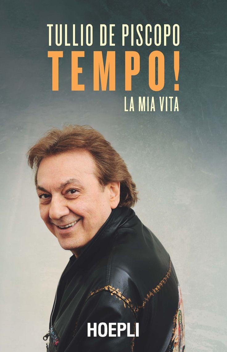 """""""Tempo. La mia vita"""" Il racconto autobiografico di uno dei grandi protagonisti della scena musicale italiana. Di Tullio De Piscopo http://bit.ly/1qliOJF"""